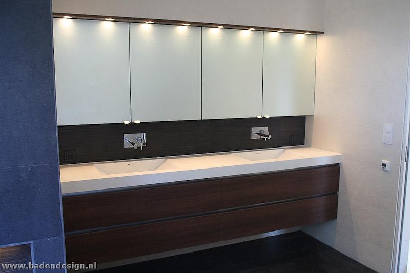 20170410 015251 marmer badkamermeubel - Moderne badkamer meubels ...